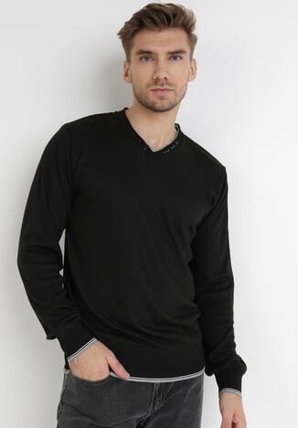 Czarny Sweter Ashae