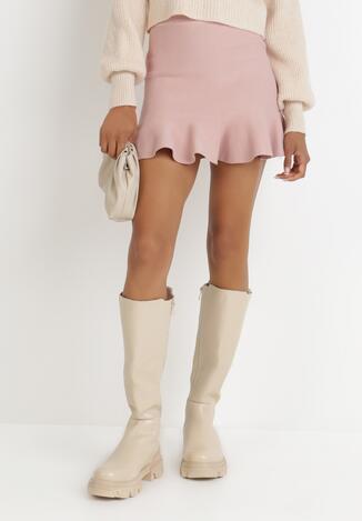 Różowa Spódnica Colises