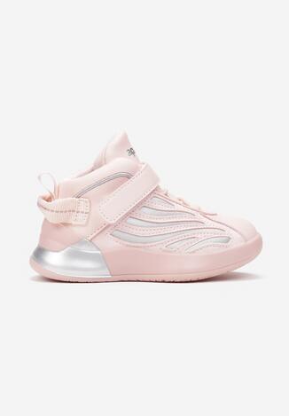 Różowe Buty Sportowe Aerope