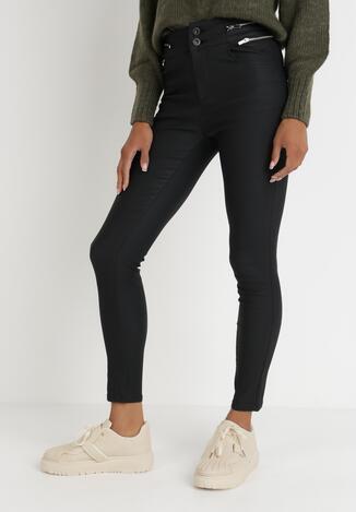 Czarne Spodnie Pyrhereia