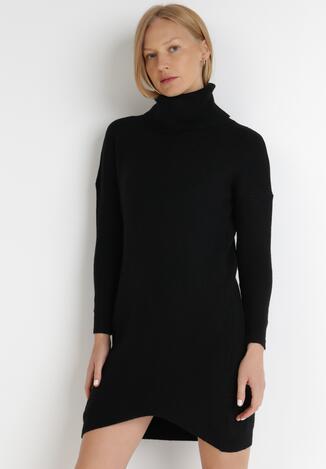 Czarna Sukienka Aikosyne