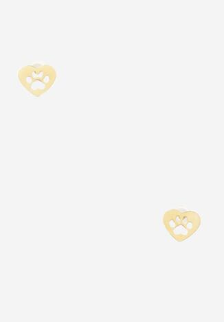 Złote Kolczyki Actolea