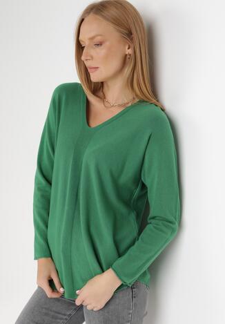 Zielony Sweter Marcodem