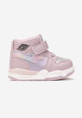 Różowe Buty Sportowe Aikenope