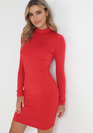 Czerwona Sukienka Phenolea