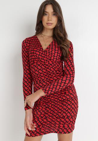 Czerwona Sukienka Thesseia