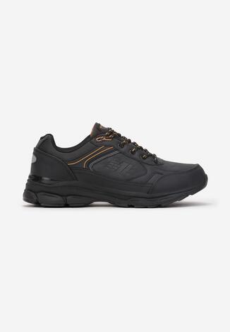 Czarne Buty Sportowe Iomite