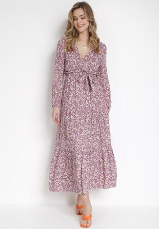Różowa Sukienka Naerarpia