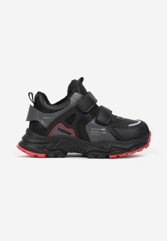 Czarne Buty Sportowe Laliope