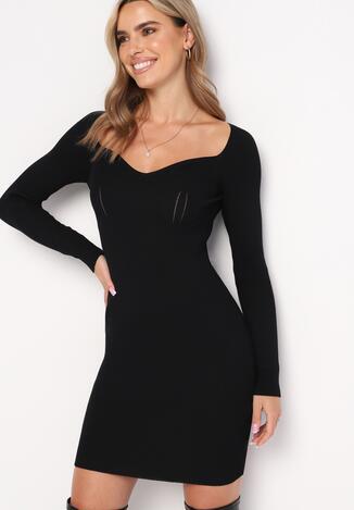Czarna Sukienka Phelissa