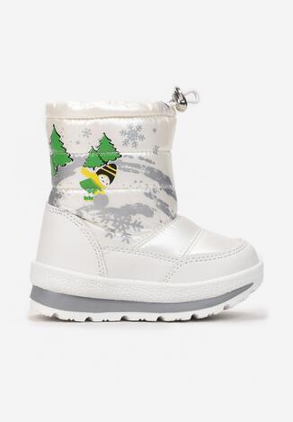 Białe Śniegowce Chionoreia