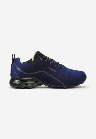 Niebiesko-Zielone Buty Sportowe Ierynea