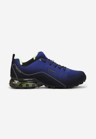 Niebiesko-Zielone Buty Sportowe Menalis