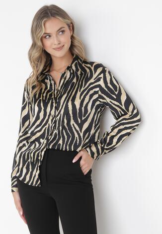 Beżowa Koszula Nysoya