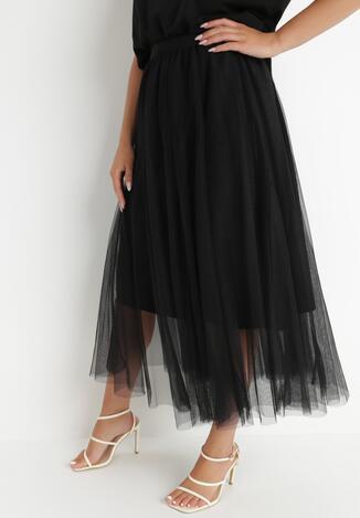 Czarna Spódnica Gylane