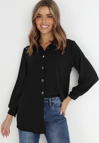 Czarna Koszula Morane