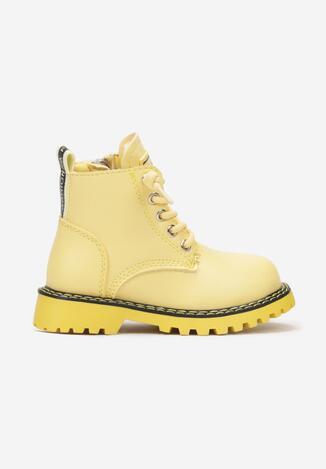 Żółte Botki Typhoah