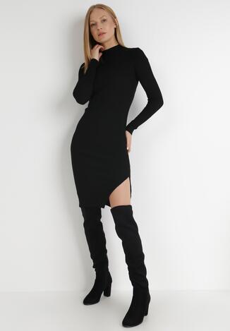 Czarna Sukienka Deriara