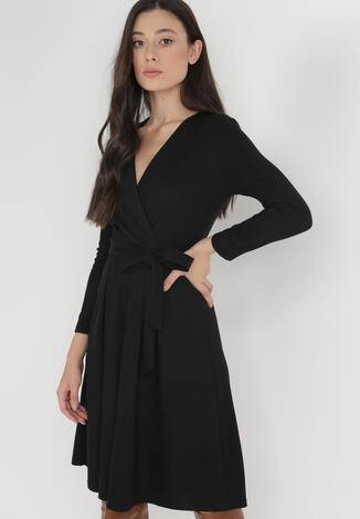 Czarna Sukienka Therinore