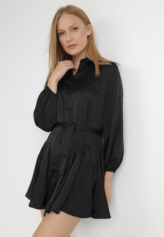 Czarna Sukienka Godena