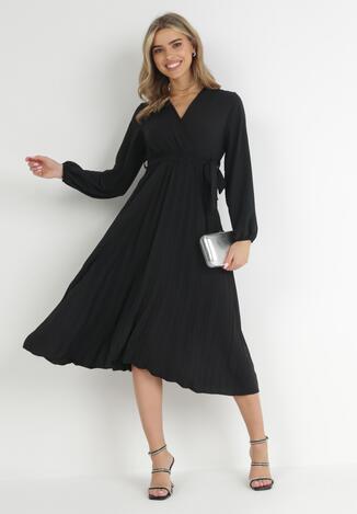 Czarna Sukienka Mesyre