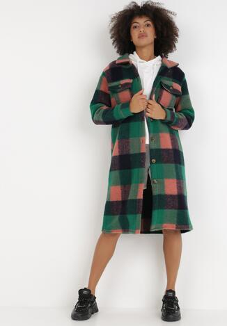 Zielony Płaszcz Desynne