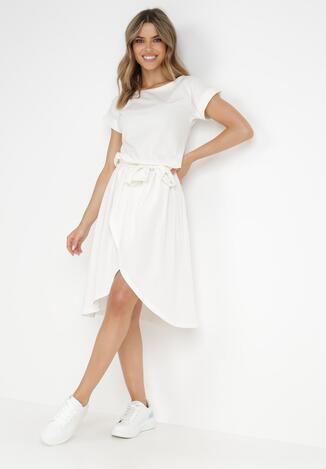 Beżowy Sukienka Yenane