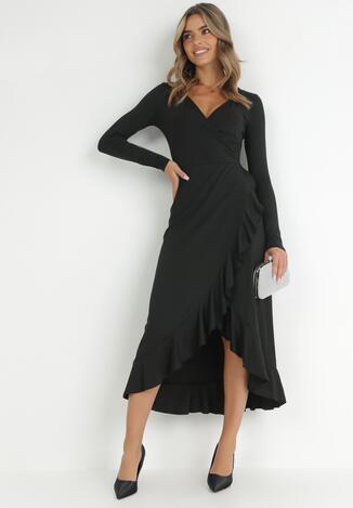 Czarna Sukienka Verial