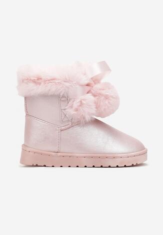 Różowe Śniegowce Meridsyss