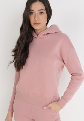 Różowa Bluza Daeimoni