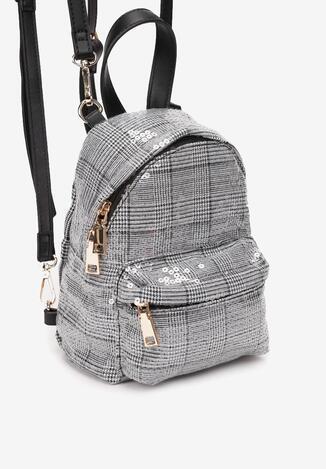 Czarno-Biały Plecak Yareida