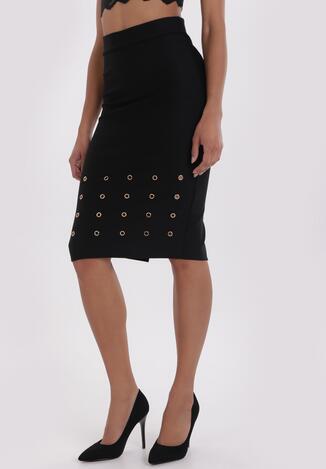 Czarna Spódnica Tini