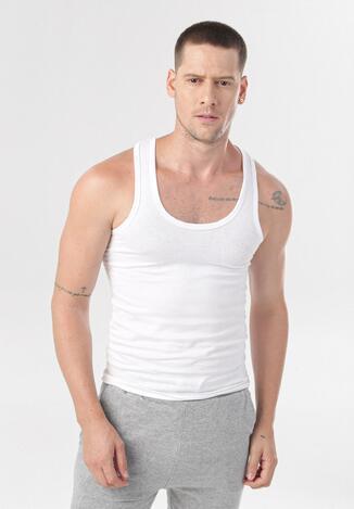 Biała Koszulka Heless