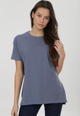 Niebieski T-shirt Generah