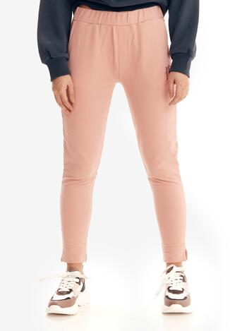 Jasnoróżowe Spodnie Badura Misossia