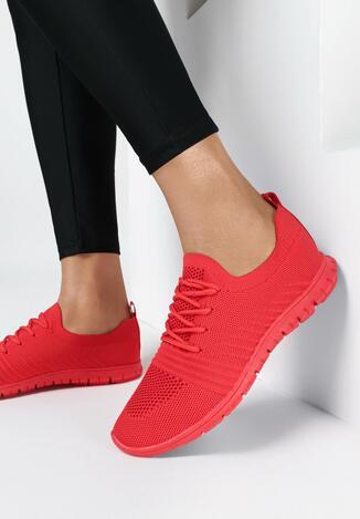 Czerwone Buty Sportowe Daphelsa
