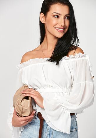 Biała Bluzka Gnartiran