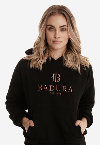 Czarna Bluza Badura Phiothilei