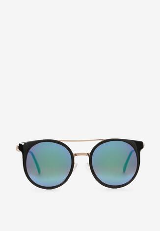 Czarno-Złote Okulary Phaliphise