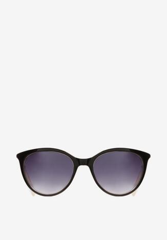 Czarno-Białe Okulary Kathiphis