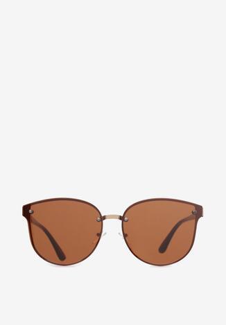 Brązowe Okulary Mephistae
