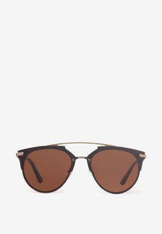 Brązowe Okulary Selais
