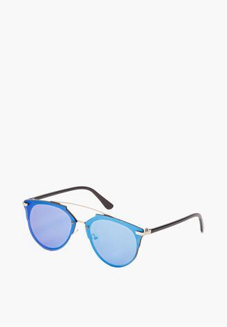 Granatowe Okulary Selais