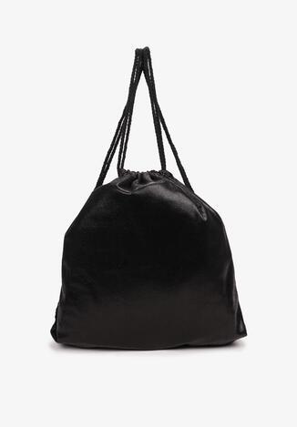 Czarny Plecak Athisa