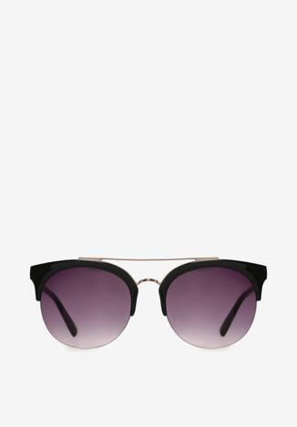 Czarno-Złote Okulary Orphetis