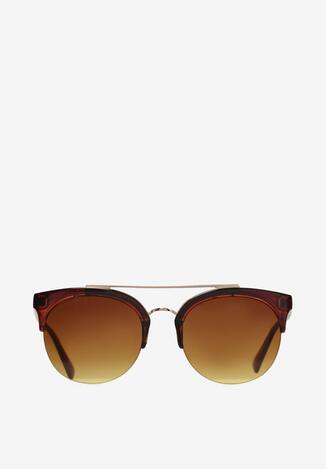 Brązowe Okulary Orphetis