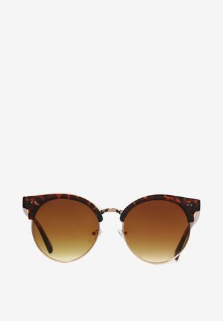 Brązowe Okulary Saphelis
