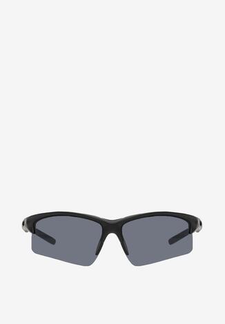 Czarne Okulary Saphiasse