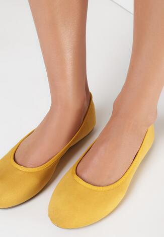 Żółte Balerinki Nixethis