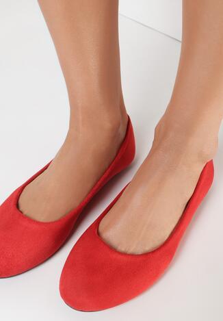 Czerwone Balerinki Prisoesa